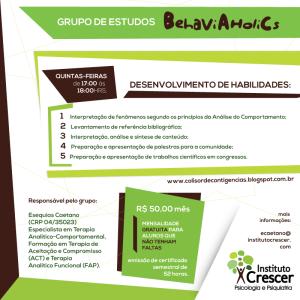 Certificados Disponíveis - Curso Linguagem, Cultura e Psicopatologia 3