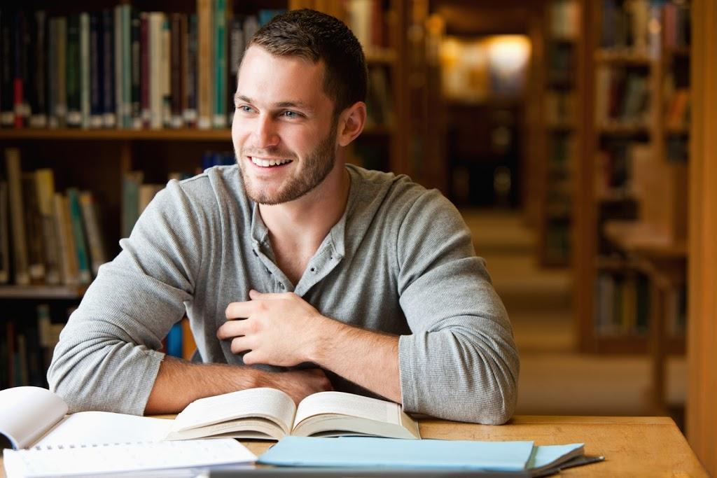 O bom humor e a descontração contribuindo com os estudos