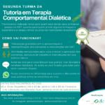 Tutoria em Terapia Comportamental Dialética - Turma 2